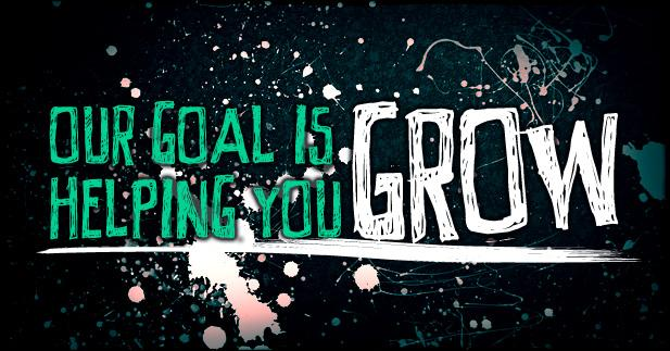 Helping You Grow